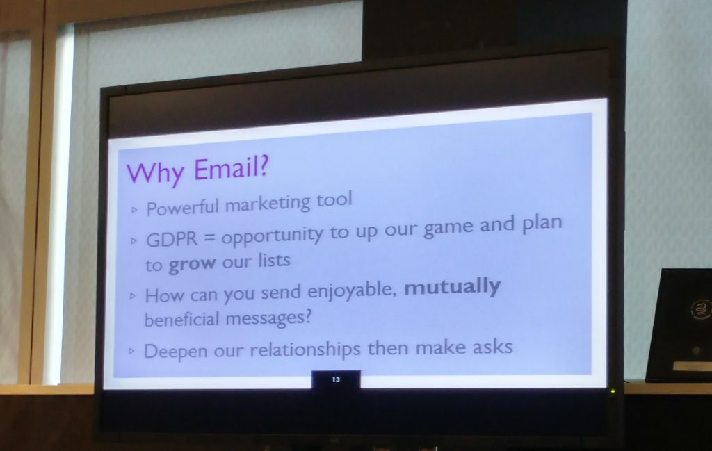 Charity Meetup - Supercharge Your Email Marketing | Third Edge